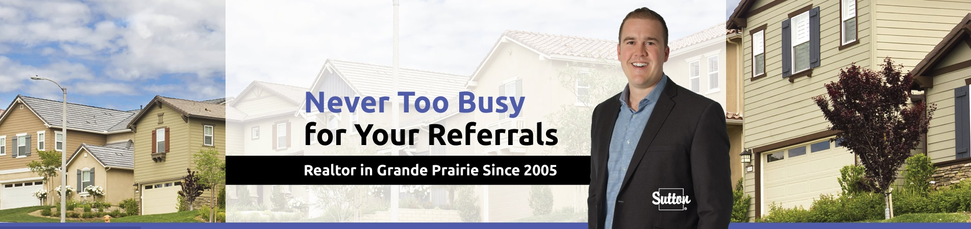 Never Too Busy For Your Referrals